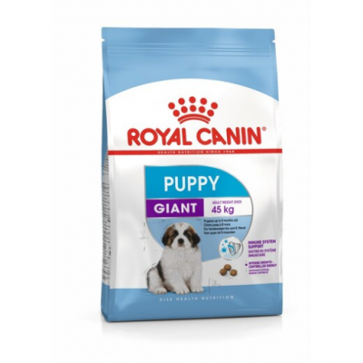 Royal Canin Джайнт Паппи 15кг