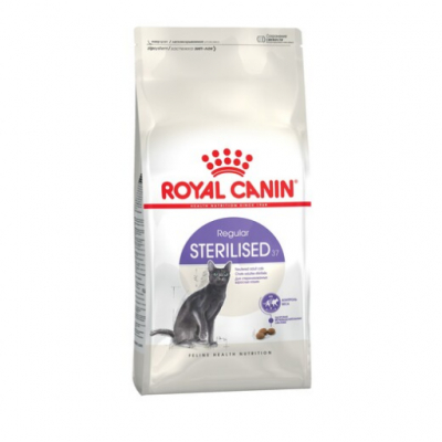 Royal Canin Стерилайзд 0,4кг 677104
