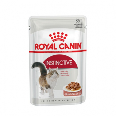 Royal Canin Инстинктив 85г соус 482001