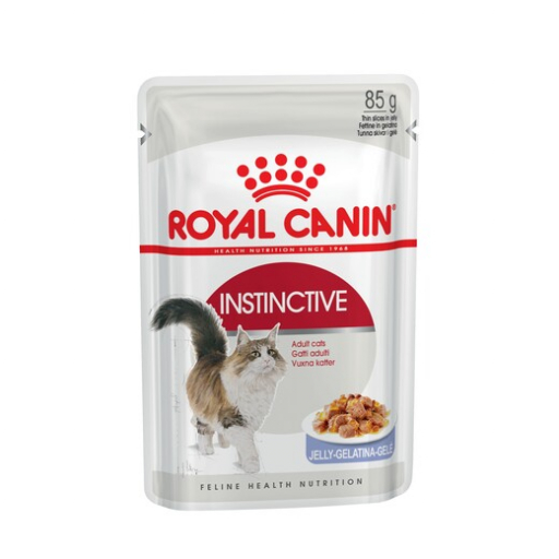 Royal Canin Инстинктив 85гр в желе