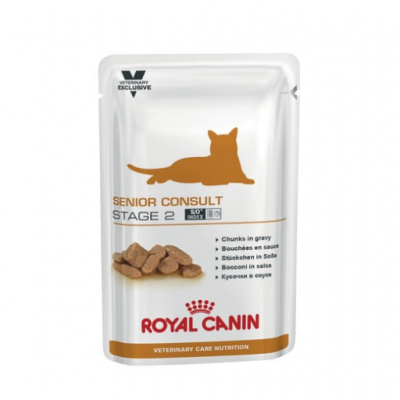 Royal Canin Сеньор Консалт Стэйдж 2 100г