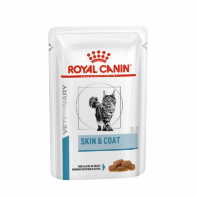 Royal Canin Скин энд Коат Формула 100г