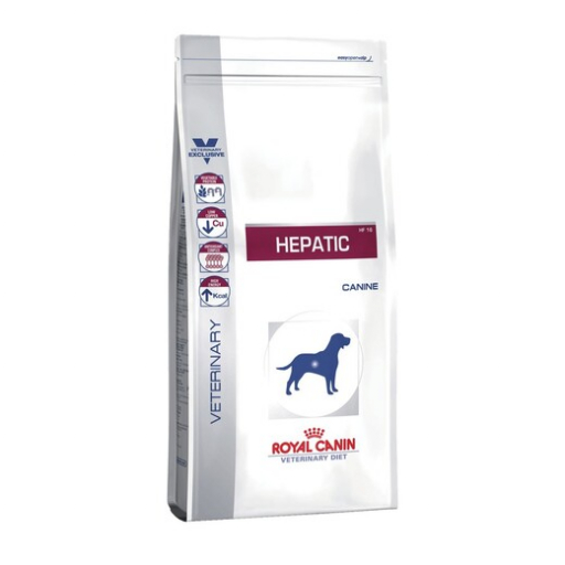 Royal Canin Гепатик 1,5кг д/с