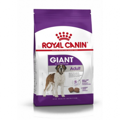 Royal Canin Джайнт Эдалт 15кг