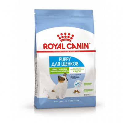 Royal Canin ИКС-смол Юниор/Паппи 0,5кг 314005