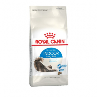 Royal Canin Индор Лонг Хэйр 0,4 кг 80510