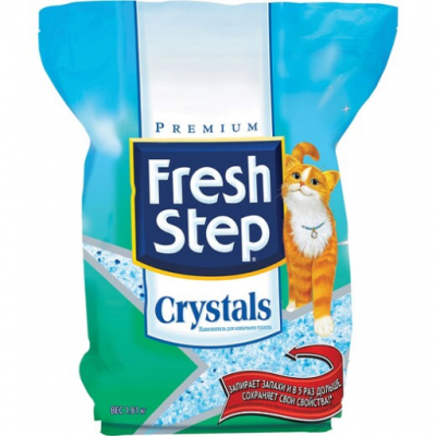 Fresh step crystals 1,81 кг 0739