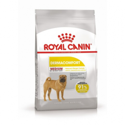 Royal Canin Медиум Дерма Комфорт 3кг