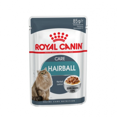Royal Canin Хэйрболл кэа соус 85г