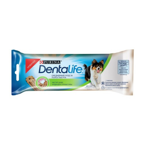 Dentalife Single Кость д/сред пород 23г