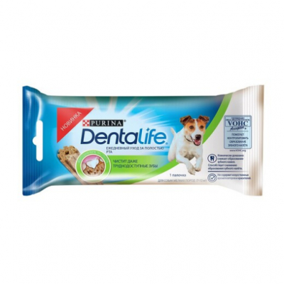 Dentalife Single Кость д/мелк пород 16,4г