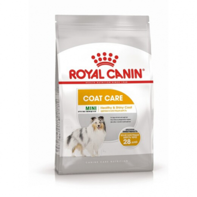 Royal Canin Мини Коат кеа 1кг 391010